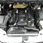 ГБО Vialle Mercedes-Benz ML 350