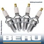 Свечи для газа BERU Ultra